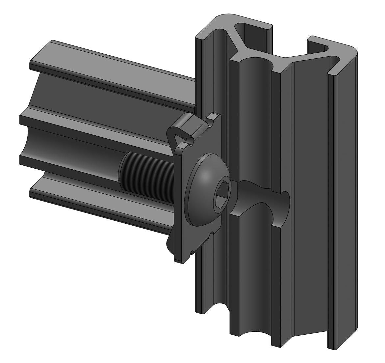 Zentrierplattensatz 8 30 | Alváris Profile Systems