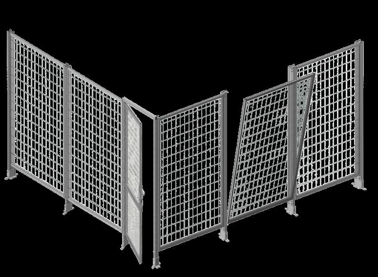 Alv ris safety fence systems minimum input for maximum security alv ris pr - Fauteuil en polycarbonate transparent ...