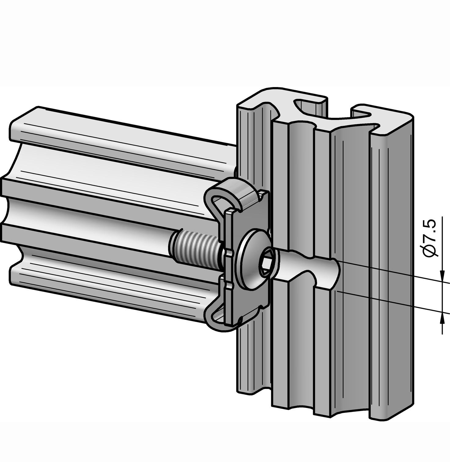 Zentrierplattensatz | Alváris Profile Systems